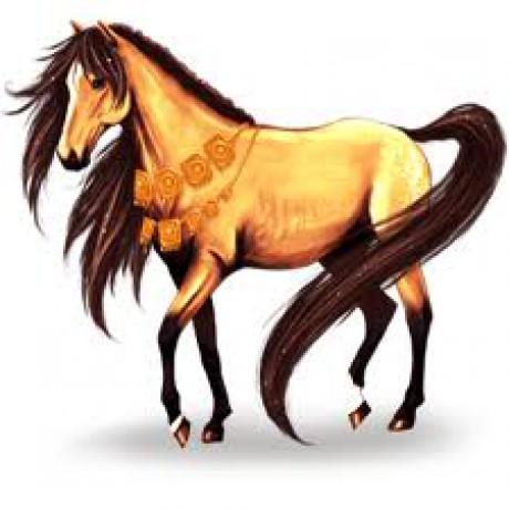 Как сделать пегаса в игре лошади